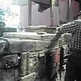 石窯リニューアル